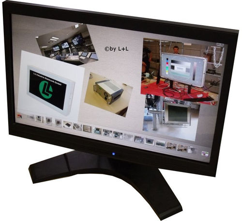 "22"" Multitouch TFT"