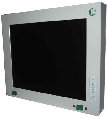 "19"" Video Monitor IP65 für Video Überwachung"